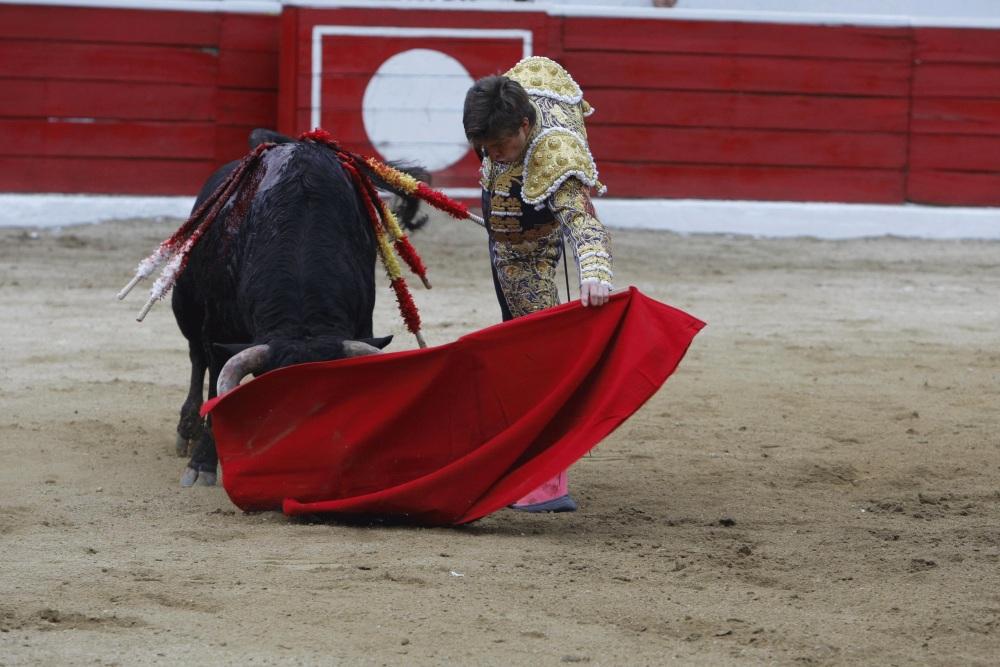 El Juli y una tarde de ensueño en Latacunga (4/6)