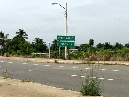 Ruta Portoviejo - Rock City.